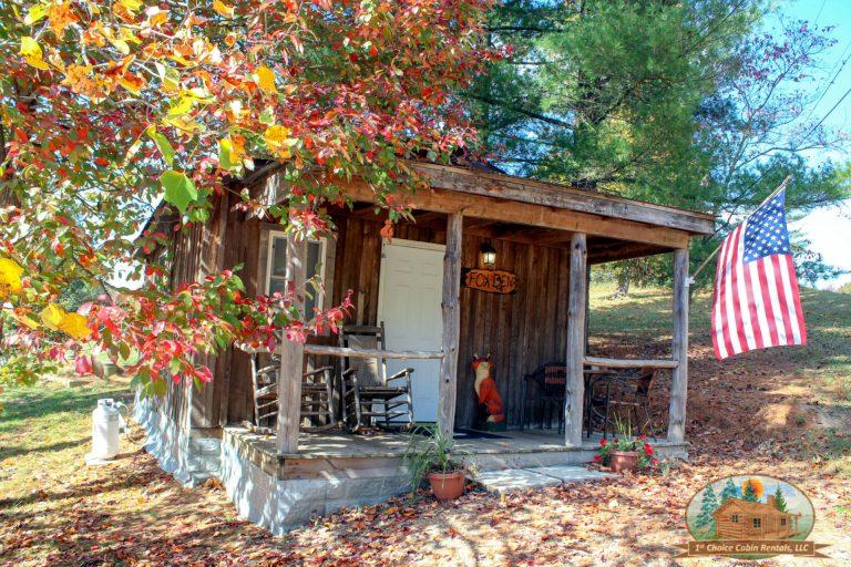 Fox Den Cabin