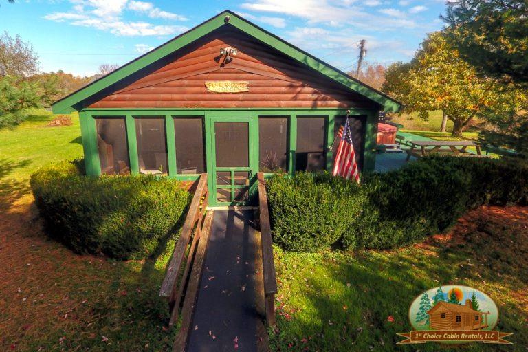 Fullbrooks Cabin