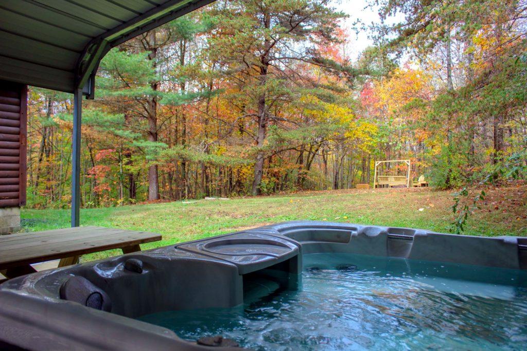 Hawks Nest Hot Tub