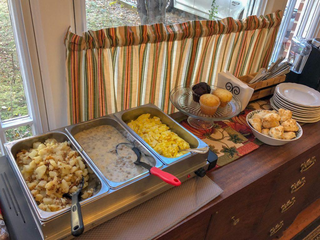 Homemade Breakfast 2 Hyde House