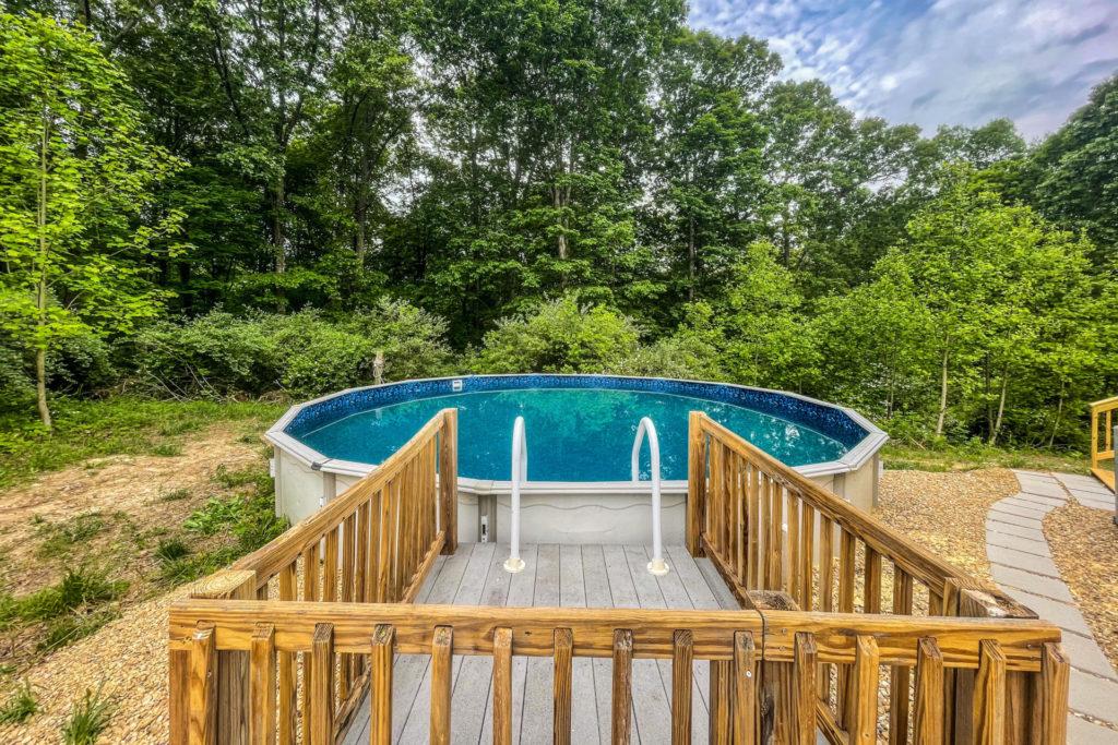 Black Bear Cabin Hot Tub
