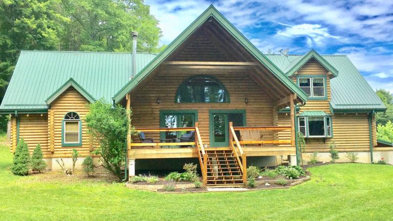 Mountain Lodge Hocking Hills