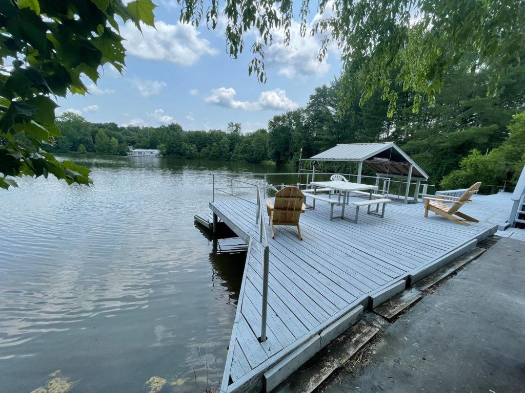 Pine Lake lake doc